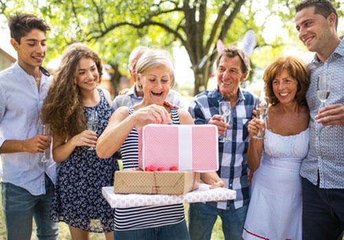 Thema Geschenke