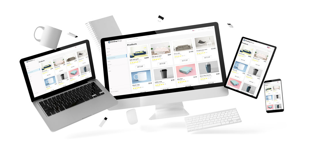 Onlineshop erstellen lassen