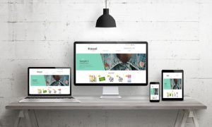 Responsive Template Casual