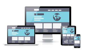 Designs zum Onlineshop