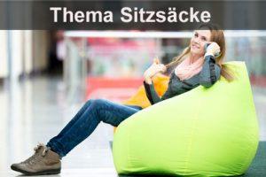 Onlineshop Sitzsäcke